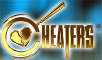 Cheaters logo
