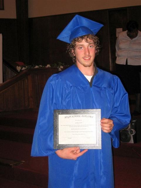 Grady Graduation